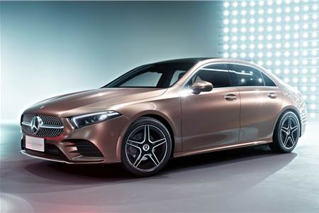Limousine by Mercedes Benz A-Class to launch on March 25th