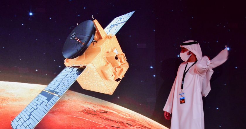 UAE becomes first Arab country to successfully reach at Mars