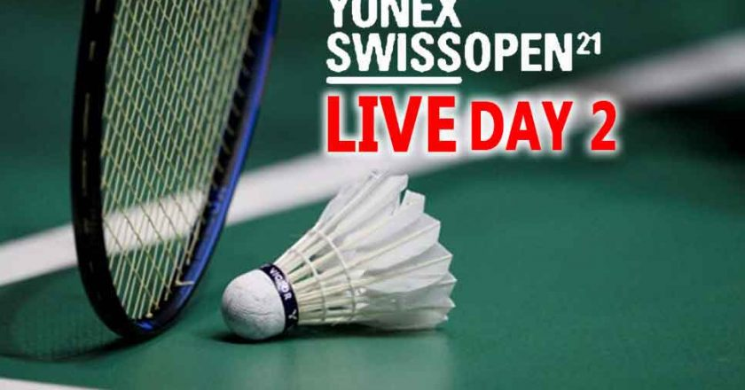 Swiss Open Day: Saina Nehwal Has Been Knocked Out
