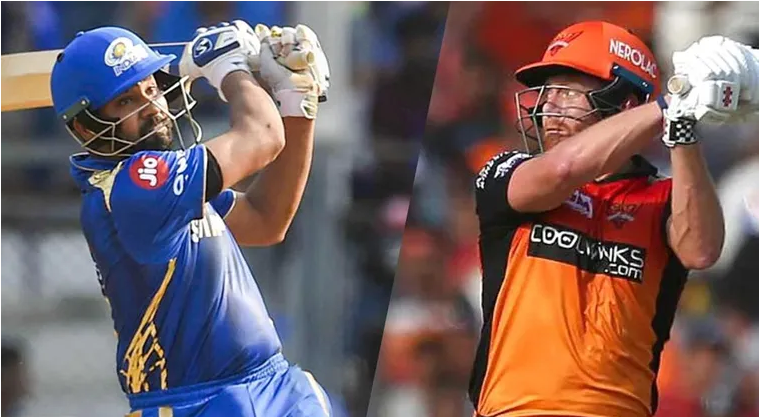 Mumbai Indians and Sunrisers Hyderabad before IPL try on one-to-one Friendly banter with each other on Twitter