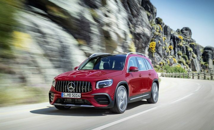 Mercedes Benz AMG GLB35: First Drive Review