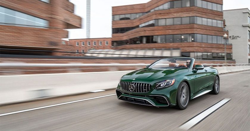 In the first quarter of 2021, Mercedes-Benz increased its global sales by 22.3%