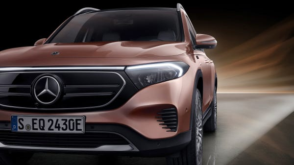Prices, features, and a release date for the new Mercedes EQB 2022 have been announced