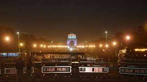 Delhi has imposed a night curfew till April from today from 10 pm to 5 am