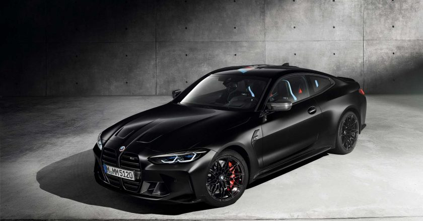 The BMW M4 Competition Convertible with xDrive will debut in 2022