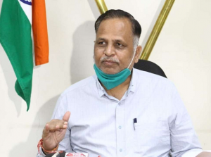 Delhi-has-Only-One--More-Day-of-Covaxin-Stock left-Satyandra-Jain