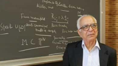Famous Mathematician MS Narasimhan Passed Away At The Age Of 88