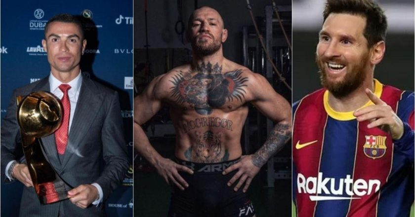 Forbes Highest-Paid Athletes List of 2021 has been released