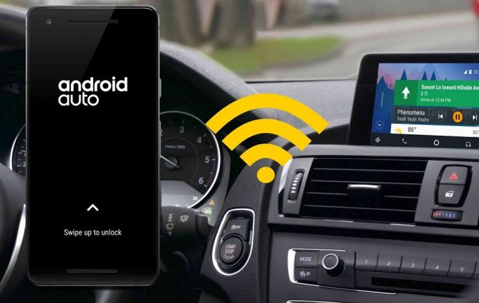 Wireless Android Auto is coming to Porsche, Ford, GM, and BMW vehicles, and it's already available in over 100 million vehicles