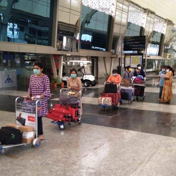 Sri Lanka Bans Travellers from India due to COVID-19 surge