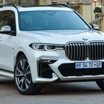 The BMW X7 M50d 'Dark Shadow' Edition is now available in India