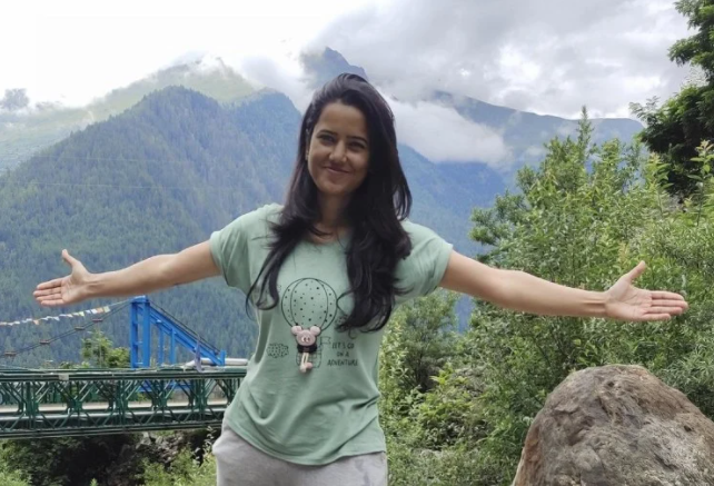 Deepa Sharma was Showing Beauty before Death: Said Nature is Everything