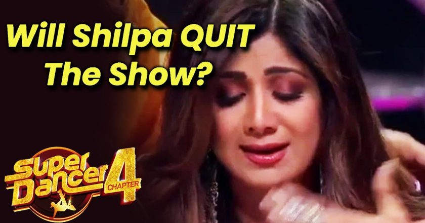 Shilpa Shetty Did Not Reach for the Shooting of Super Dancer