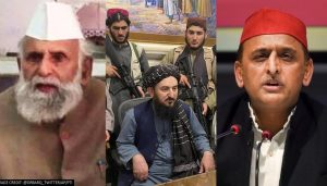 case-registered-against-sp-mp-shafiqur-rehman-burk-for-comparing-taliban-with-freedom-fighters-of-india