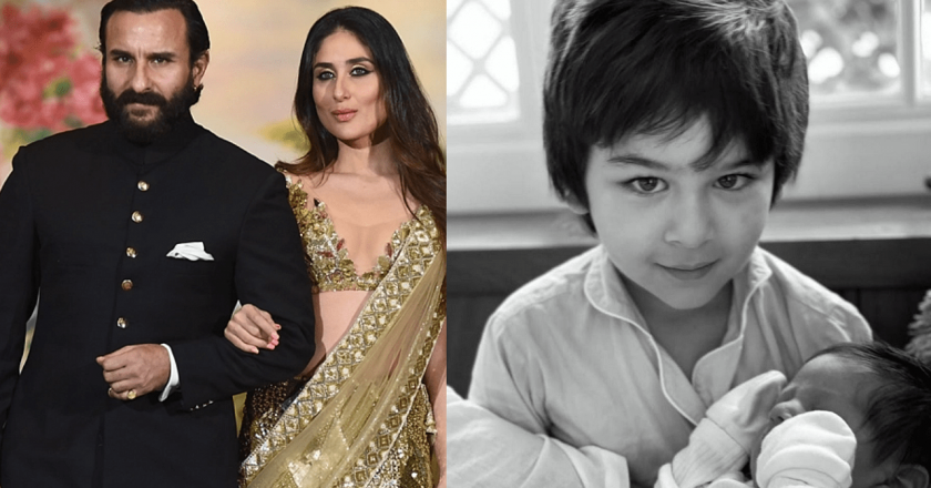 Kareena and Saif got Trolled for Naming the second son 'Jehangir'