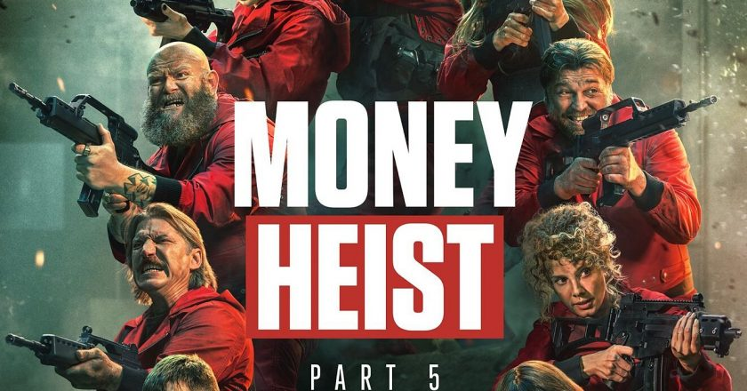 Money Heist Season 5: Release Date, Where to Watch, New Cast and More